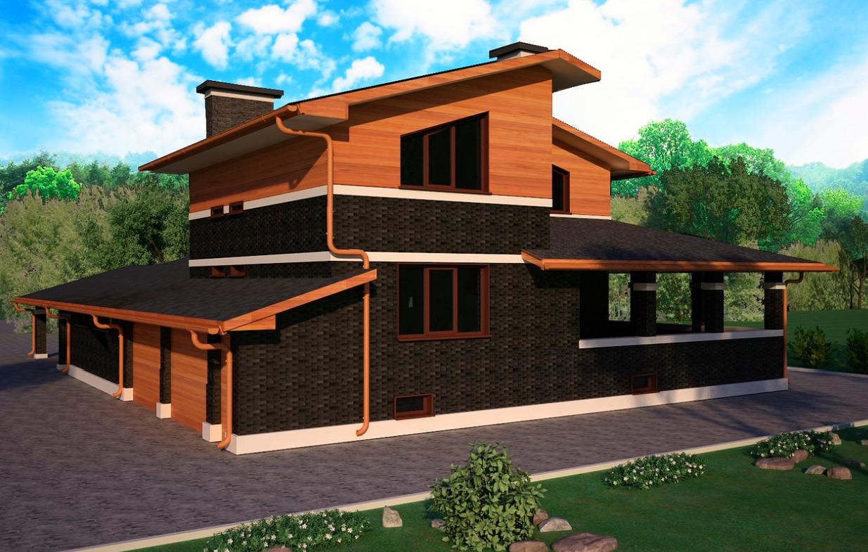 dům projekt