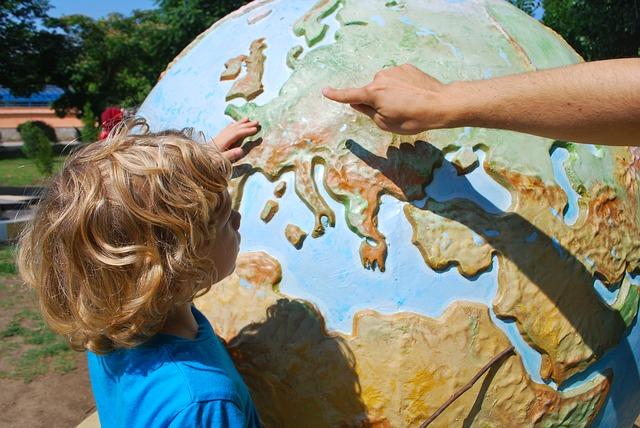 výuka geografie