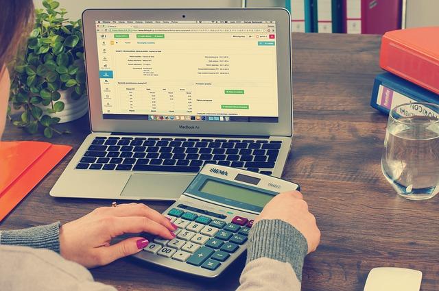 daně a výpočet