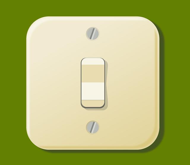 Moderní domácnost je vybavena moderními elektroinstalačními prvky