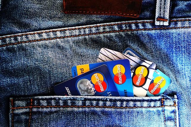 karty k účtu