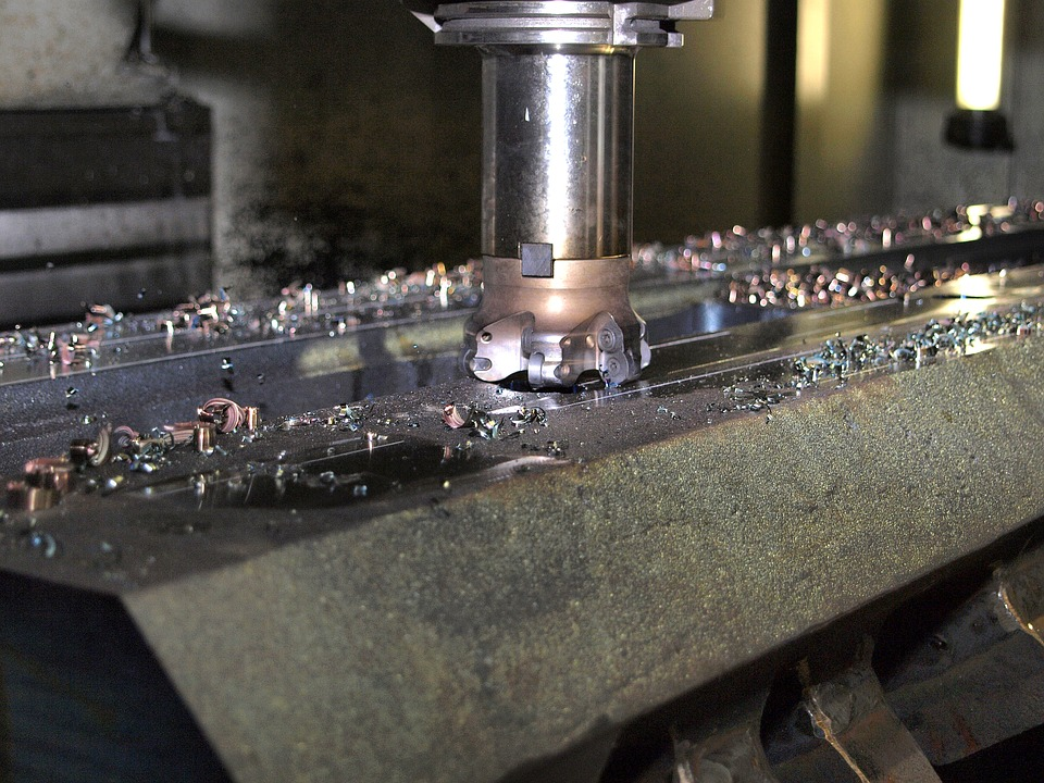 strojírenská výroba